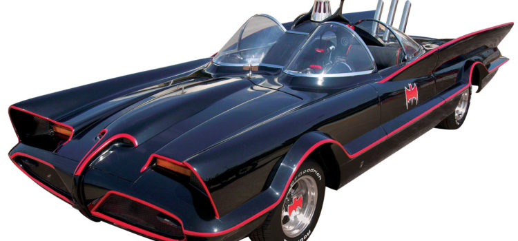 25 Ways to Save Fuel, Batmobile: How It Became a Star & CA Motorcyclist Rescued by GPS