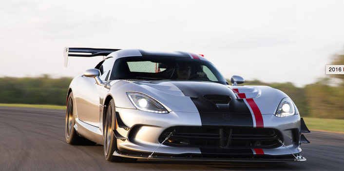2015 Fleet Report Card, Google Discloses Crashes & 2016 Viper ACR