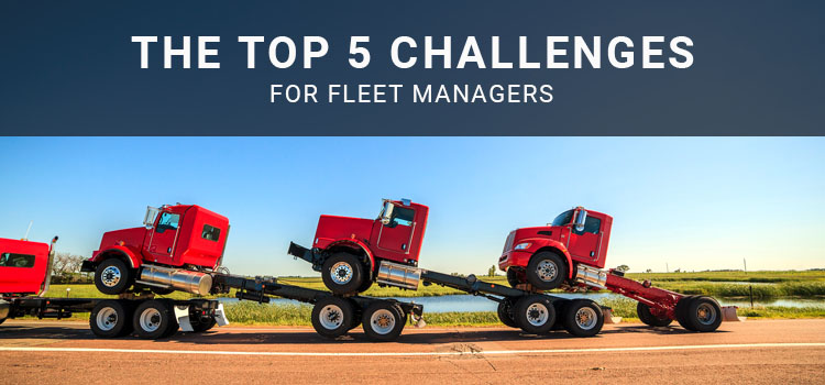 The Top 5 Fleet Management Challenges for 2017